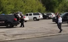 Reports of armed man prompts school to lock down