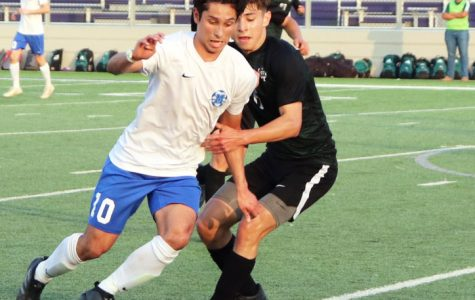 Boys soccer makes history