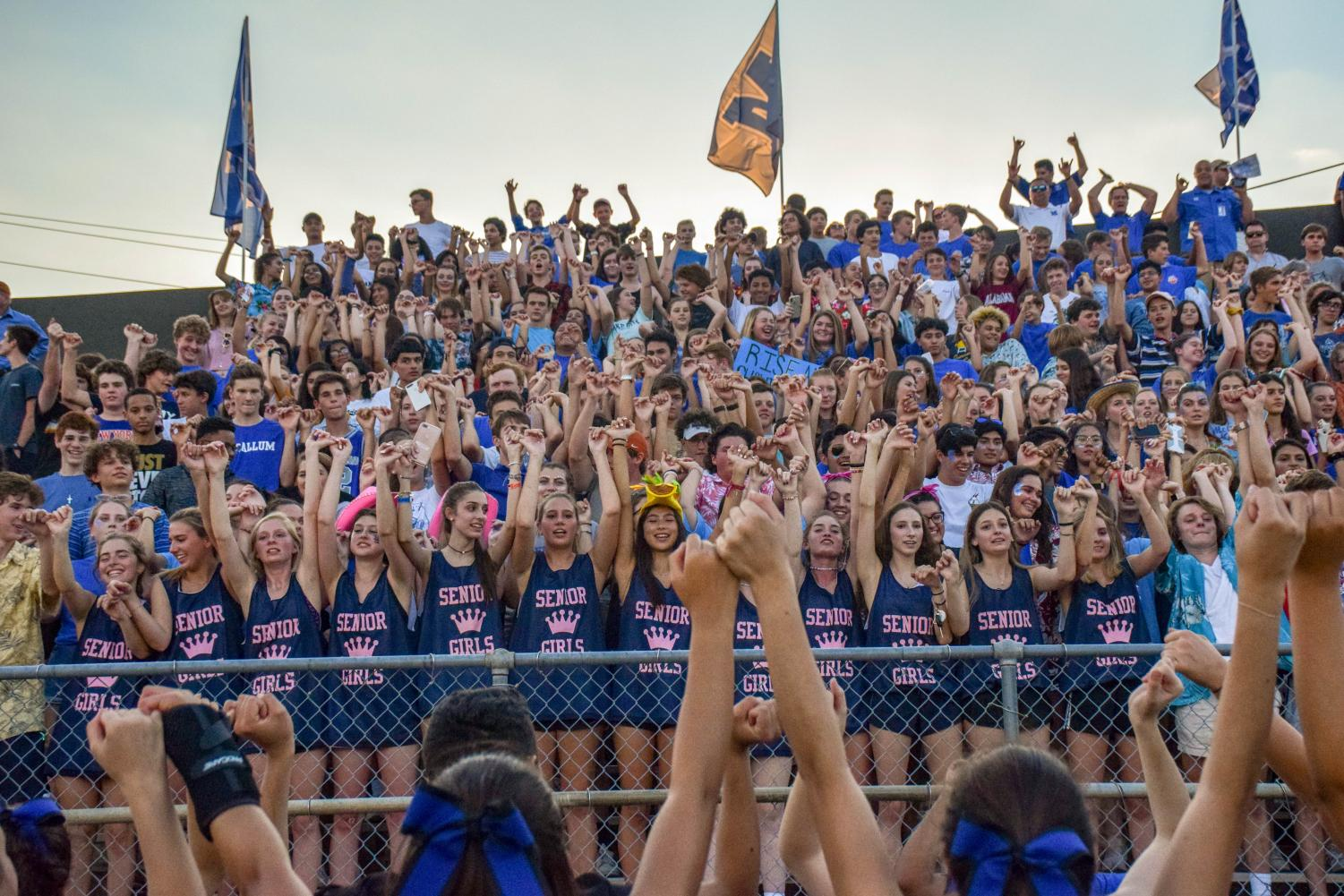 Is the Taco Shack Bowl you favorite moment of senior year or is it something else? Take our Shield senior survey and let us know.