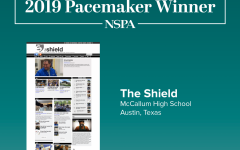 Shield repeats as Online Pacemaker Award winner