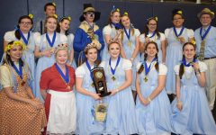 Winter guard brings 'home' big win