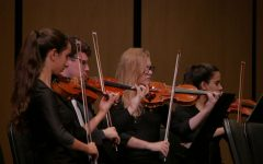 Orchestra students stand out at state competition