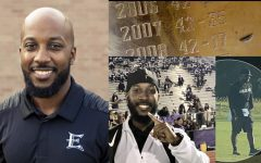 After coaching for two years at Elgin, Coach Jarred Houston has returned to his alma mater to coach the sports he played well as a Knight back in the day.