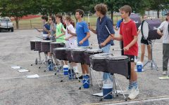 Mac percussion section doesn't miss a beat
