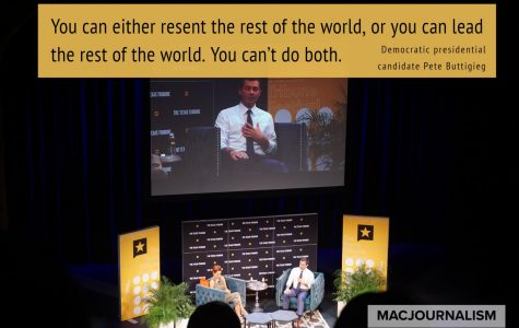 TribFest enables candidates to speak uninterrupted