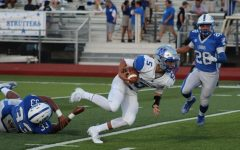 Rosales grows into starting QB role