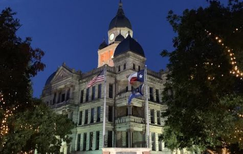The historic Denton County Courthouse on the square was opened in 1895 and now serves as a museum on the history of the building and all things Denton. The courthouse is also the final resting place of John B. Denton, the founder of the town and namesake for the county. Photo by Max Rhodes