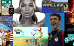 Over the course of a decade we've gone from Angry Birds to Pokemon Go to Mario Kart. Sports highlights included the U.S. Women's National Soccer winning gold at the Olympics as well as two World Cups and Michael Phelps becoming the most decorated Olympian of all time with 28 medals.