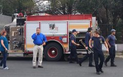 Fire alarm causes lunchtime campus evacuation