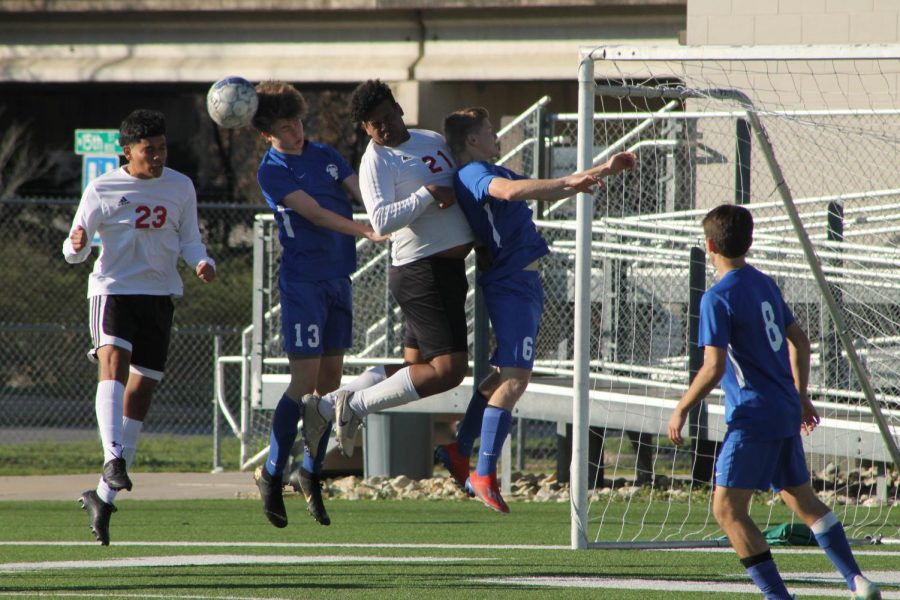 Mustangs tame Knights after controversial penalty