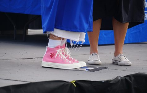 Which grads have more shoe game than Ms. Hosack? Take our exclusive online quiz to find out.