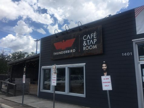 Thunderbird Coffee bids adieu to Brentwood (for now)