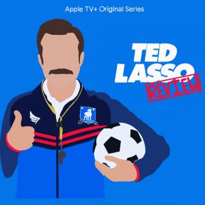 SNL alum, Jason Sudeikis, stars in new Apple TV+ oringial series as Ted Lasso an American football coach turned Premier League Soccer manager. With new episodes Fridays, all are welcome to indulge in this heartwarming witty comedy.