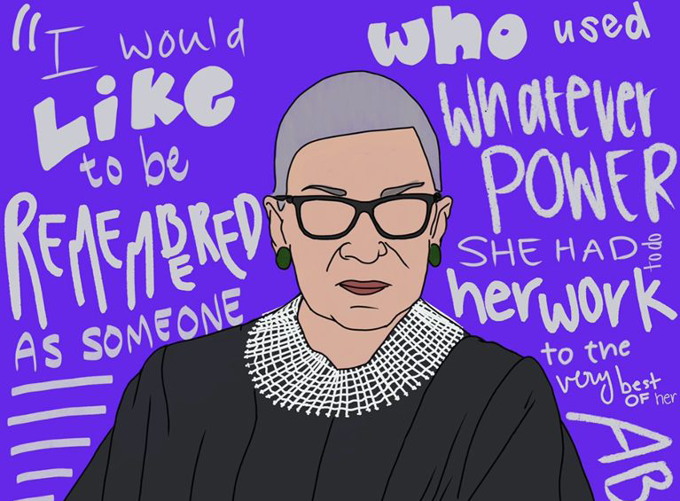 How RBG inspired the generation of women who will follow her