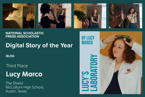 While winning a national award is a nice validation, Marco said the best part of writing her blog was connecting with her readers and seeing her byline on the website after a post is finally finished.