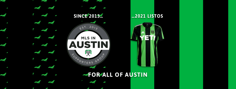 Austin Anthem has stood with Austin FC for every step of its creation and continues to do so today.