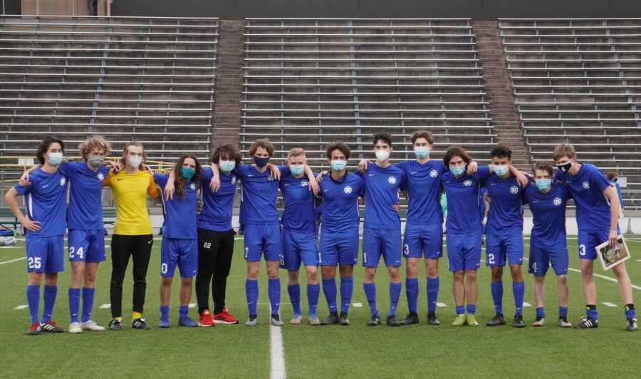 More than half the squad earned a postseason honor of some kind, either Texas High School Coaches Association Academic All-State for classroom excellence or All-District 17-5A honors for on-the-pitch excellence.
