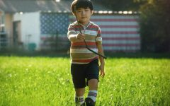 With scene-stealing silliness, 7-year-old David longs for American acculturation, everything from Mountain Dew to a grandmother who bakes cookies.